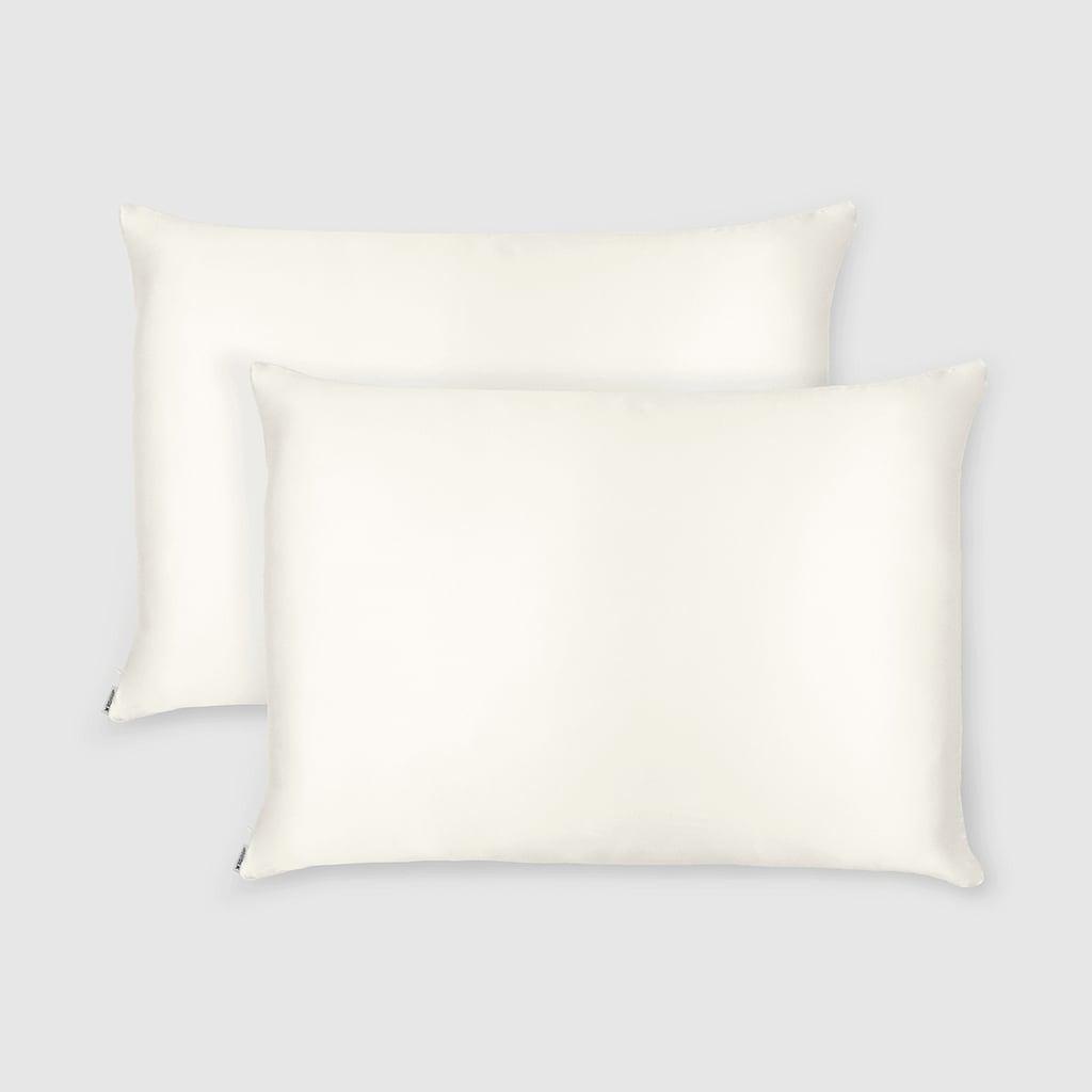 Shhh Silk's Zippered Queen Size Pillowcases
