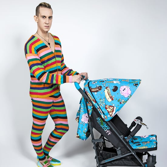 Jeremy Scott Interview About Cybex Strollers