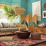Moana-Inspired Bohemian-Style Living Room