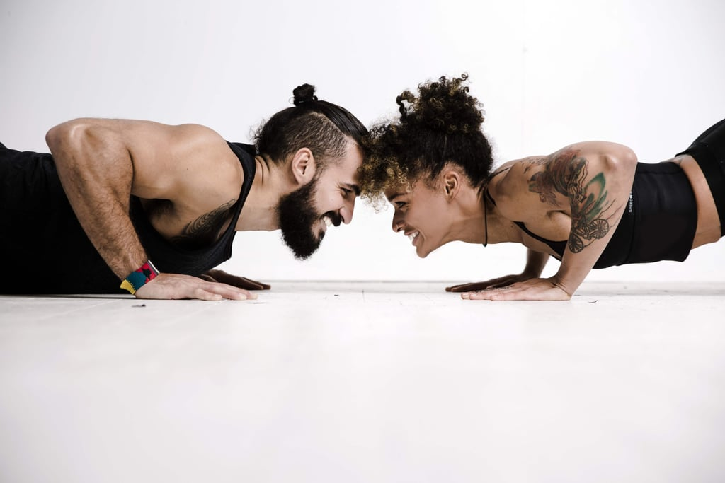 Ways to Get Fit With Your Partner
