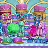 """Friday, Oct. 26, at 3:00 p.m. local time: Shimmer and Shine (pictured)  """"Costume Chaos"""": When costumes get magically stuck on Shimmer, Shine, and Leah, they must track down a special feather to undo the magic.    """"Potion School"""": Zeta impersonates the girls' potions teacher and tricks them into helping her brew a sneaky potion.  Teen Nick According to a press release: """"Beginning Monday, Oct. 8, TeenNick will treat viewers to 'Fear O'Clock,' a lineup of Halloween-themed episodes, movies and specials, airing Monday through Friday during the month of October."""" Nicktoons Monday through Friday, Oct. 15 to 26, at 7:00 p.m. local time: new episodes of Welcome to the Wayne in celebration of Halloween."""