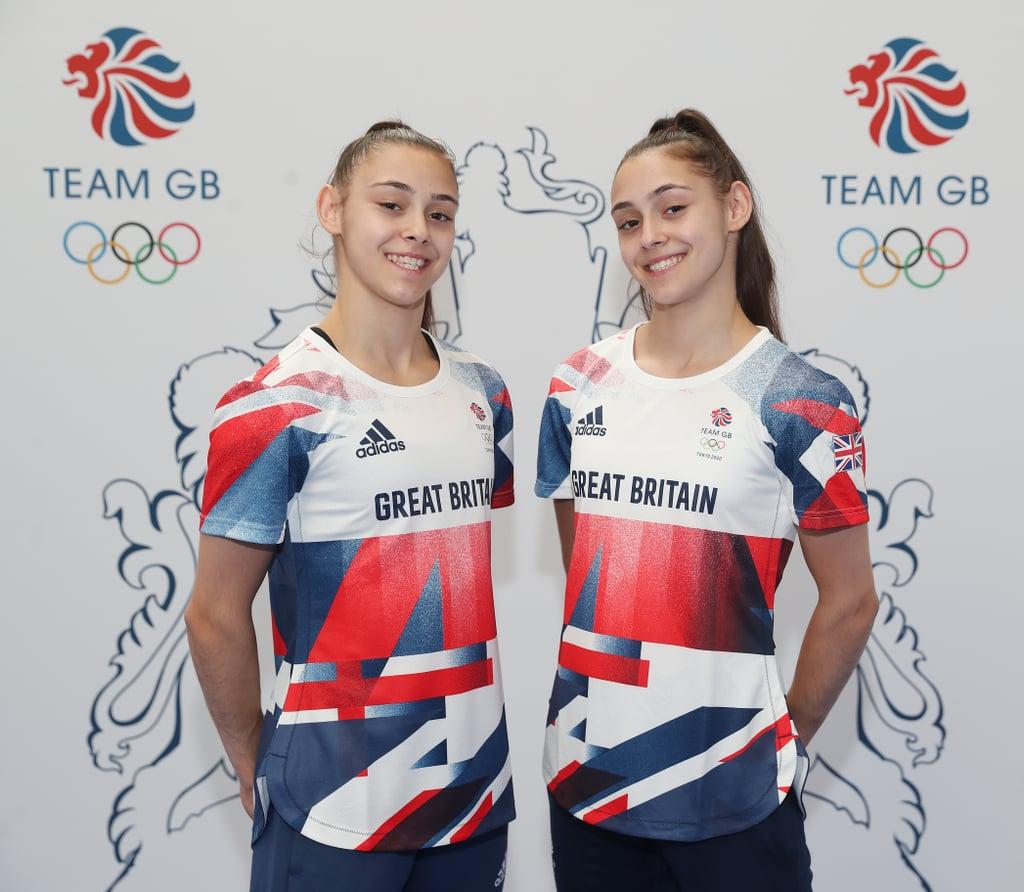 Jennifer and Jessica Gadirova