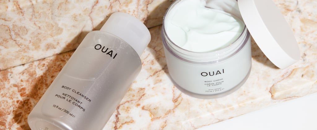 The Ouai Body Cleanser and Body Crème Review