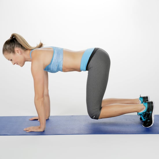How to Do Knees Off Pilates Exercise