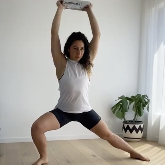 Use a Book For These Mobility Exercises From TikTok
