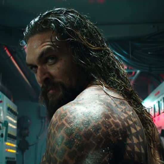 Aquaman Movie Trailer