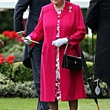 This Royal Can Totally Rock Hot Pink