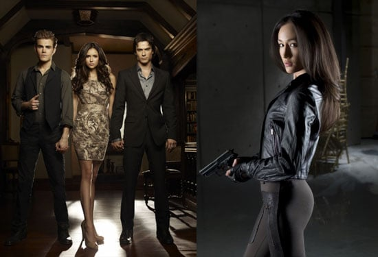 New Pictures From the Vampire Diaries
