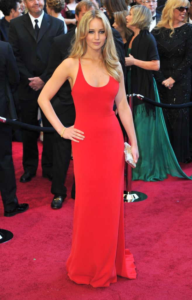 2011 Oscars: Sirens on the Red Carpet