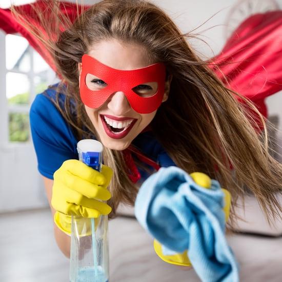 تحدّي تنظيف المنزل في عطلة نهاية الأسبوع