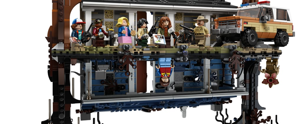 Stranger Things Lego Set 2019