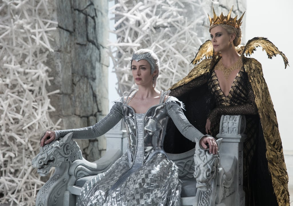 Queen Freya And Ravenna From The Huntsman Winter S War Halloween