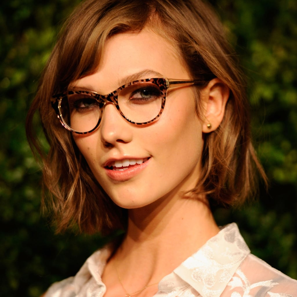 Pictures of Female Celebrities Wearing Glasses