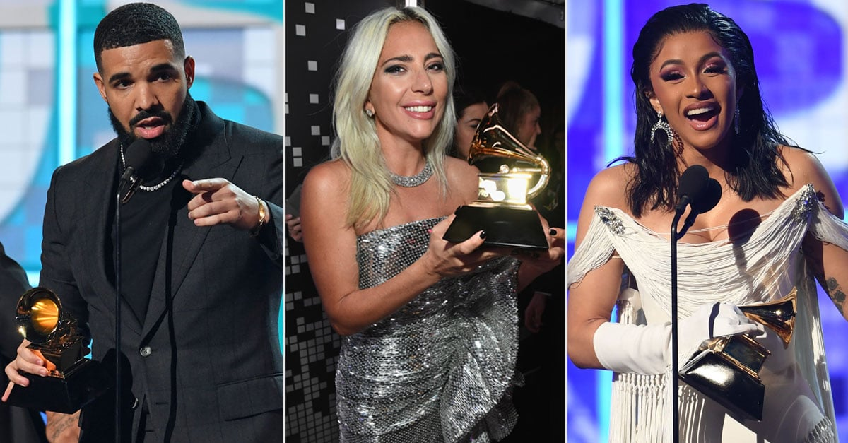 Grammy Winners: 2019 Grammy Winners List