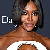 Naomi Campbell at Clive Davis's 2020 Pre-Grammy Gala in LA