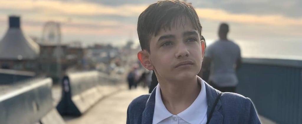 اللاجئ السوري زين الرفيع يشارك في فيلم مارفل الجديد الأبديون