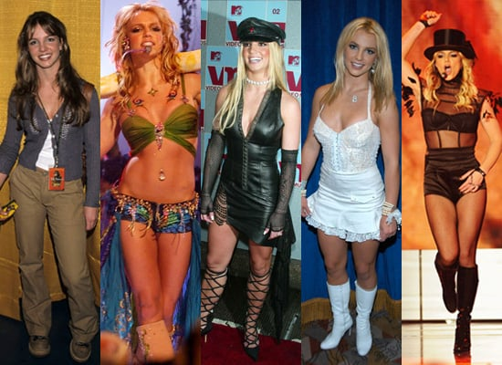 Photos of Britney Spears Through the Years