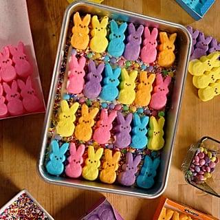 The Ultimate Easter Peeps Cookie Bar