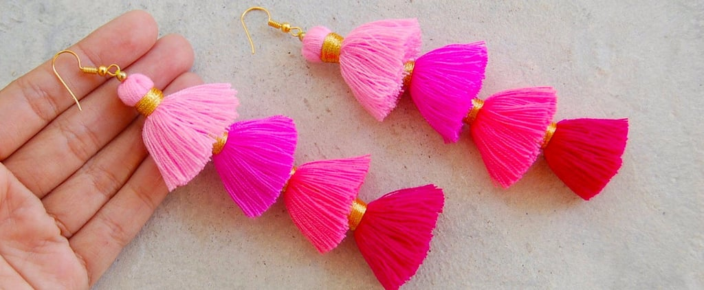 15 Bold and Stylish Handmade Earrings From Etsy — All Under $13