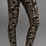 Siwy Sequin Hannah Slim Crop Pants ($284)