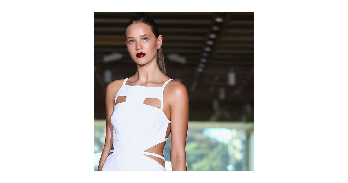 Runway Review Amp Pictures Of Lisa Ho Ss 2014 Mbfwa Show