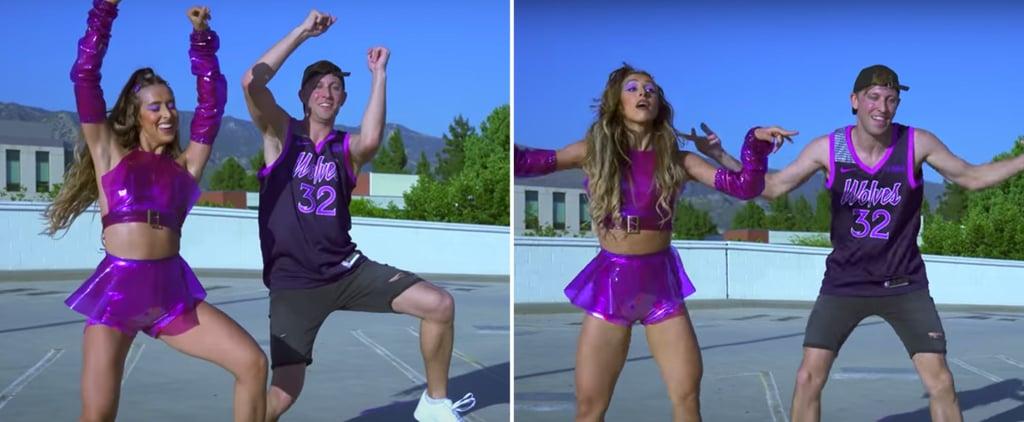 "Watch Matt Steffanina's ""Rain on Me"" Choreography Video"
