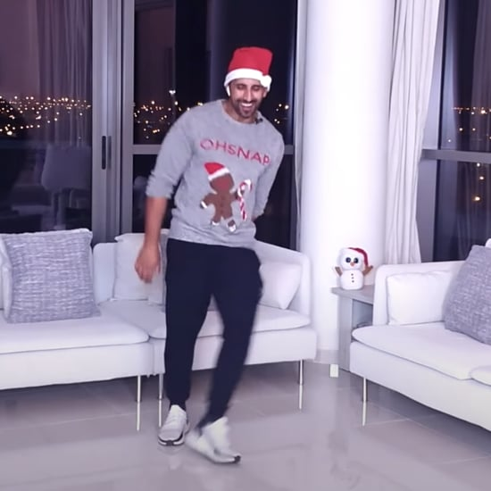 Christmas At-Home Walking Workout From Rick Bhullar
