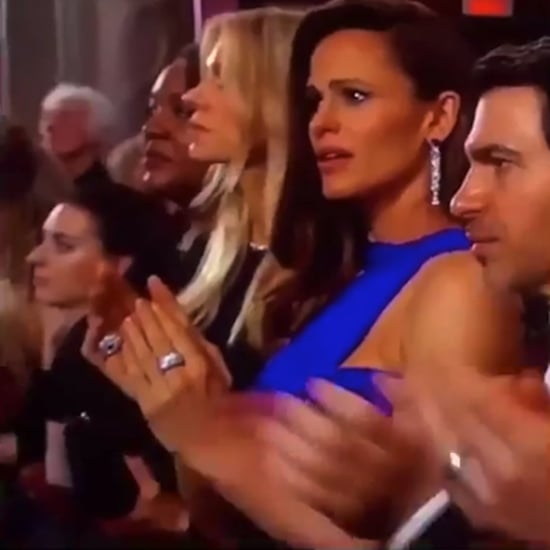 Jennifer Garner Quotes About Her Oscars Reaction 2018