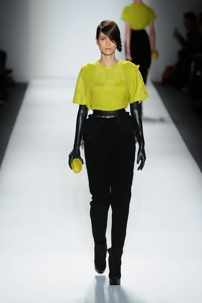 Fall 2011 New York Fashion Week: Alexandre Herchcovitch