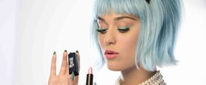 Katy Perry Is Launching New CoverGirl Makeup Inspired by Mermaids!