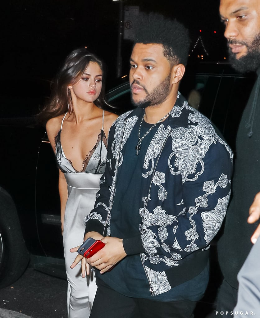 Selena Gomez and The Weeknd on a Date in NYC June 2017 ...