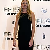 Anna Torv was out in Vancouver.