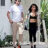 Robert Pattinson and FKA Twigs in LA May 2015 | Pictures