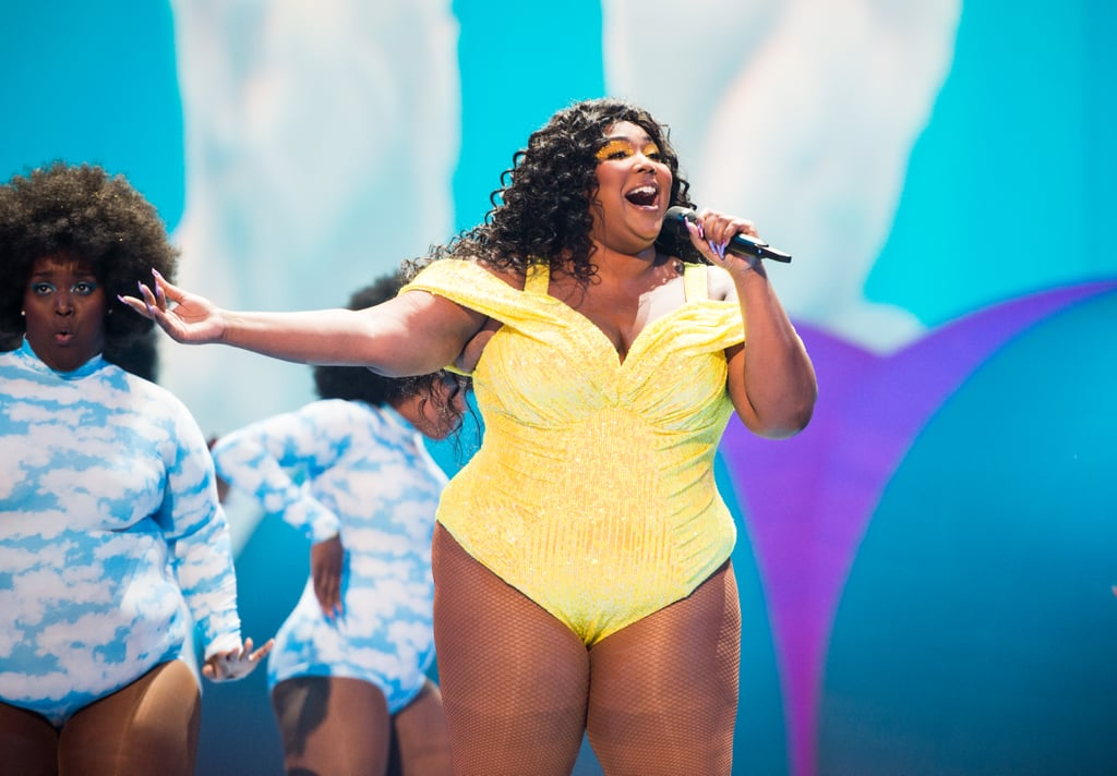 "When Lizzo opened her performance at the 2019 MTV VMAs with a giant inflatable butt across the entire stage, the crowd went wild. Her empowering songs and self-assured attitude are what makes her impact so powerful, but Lizzo doesn't want to be considered ""brave"" for radiating such levels of confidence; it's just who she is. In a new interview with Glamour, Lizzo spoke about how frustrating it is for society to admire her confidence, as if it's not expected of her because she's a fuller-figured woman. ""When people look at my body and be like, 'Oh my God, she's so brave,' it's like, 'No I'm not,'"" Lizzo said. ""I'm just fine. I'm just me. I'm just sexy. If you saw Anne Hathaway in a bikini on a billboard, you wouldn't call her brave. I just think there's a double standard when it comes to women."" She added, ""I don't like it when people think it's hard for me to see myself as beautiful. I don't like it when people are shocked that I'm doing it."" But Lizzo is 100 percent that b*tch, and she doesn't want her self-love to be treated any differently than someone else's. ""I don't like it when people think it's hard for me to see myself as beautiful."" Following her show-stopping VMAs performance, Lizzo shared a message on Instagram about how much it meant to her having a group of black women standing behind her on stage. ""Every woman on that stage had a story of either why they shouldn't have been on that stage or why they didn't believe they deserved to be on that stage, including myself,"" she wrote. ""Not only were we taught to believe we didn't belong in the spotlight, but when we finally get to a place to self-worth the world tries to knock us down. Not this time. The world smiled with us. The world sang us. The world saw our beauty last night. The world saw black women feeling Good As Hell and cheered us on . . . Being a big black woman with y'all by my side is the honor of my life, and I hope this moment stays forever between yo titties."" Lizzo is unapologetically herself, and her lyrics are helping others feel that same self-love she radiates. She said that the internet really helped her ""find the beauty"" in herself after seeing other beautiful people online who look like her. ""You'll find yourself reflected,"" she said.  As for the future, Lizzo just hopes that no one's confidence is ever considered ""surprising."" Confidence comes from within, and Lizzo's powerful lyrics and honest attitude are helping others feel that same way. ""Let's just make space for these women,"" she said. ""Make space for me. Make space for this generation of artists who are really fearless in self-love. They're out here. They want to be free. I think allowing that space to be made is really what's going to shift the narrative in the future. Let's stop talking about it and make more space for people who are about it.""      Related:                                                                                                           17 Lizzo Quotes That Prove She's the Hero We All Need but Don't Deserve"