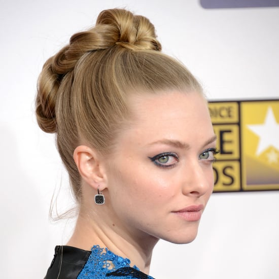 Amanda Seyfried's Hair at the Critics' Choice Awards
