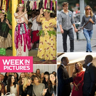 Kate Middleton Dancing, Beyonce Chats With Obama, Pink Surprises Gwen, Olivia Wilde & Jason Sudeikis