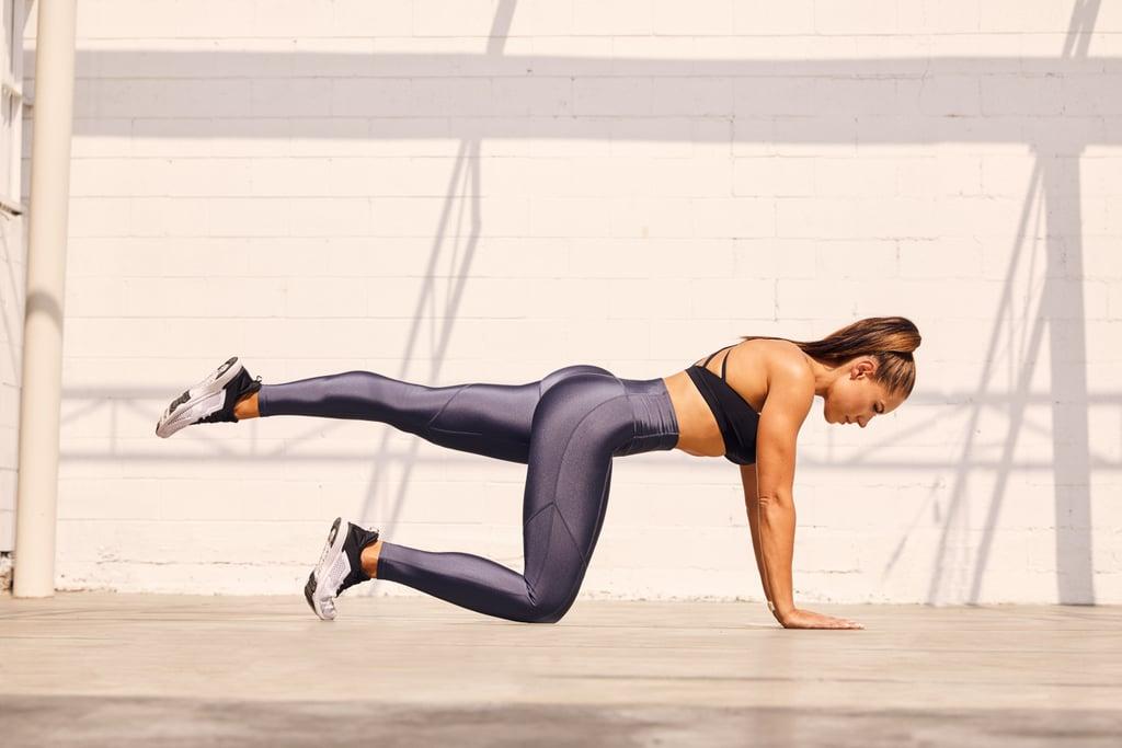 Kelsey Wells's 20-Minute Bodyweight Butt and Leg Workout