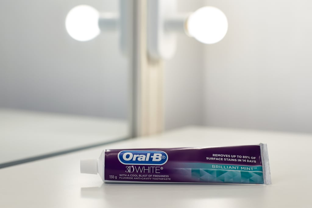 Oral-B 3D White Brilliant Mint Toothpaste (130g), $9.49