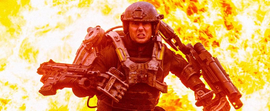 Edge of Tomorrow Trailer and Australian Release Date