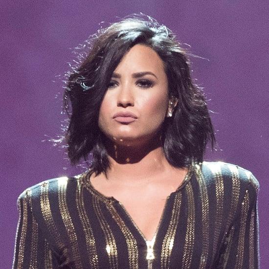 Demi Lovato's Pinky Tattoo | Summer 2016