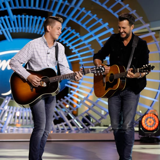 Luke Bryan Sings With Teen in American Idol Audition Video