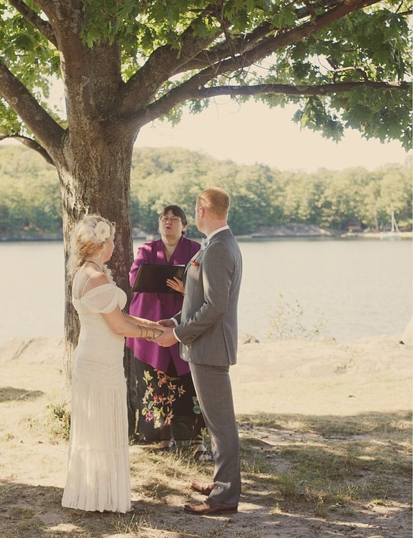 Vows by the Lake