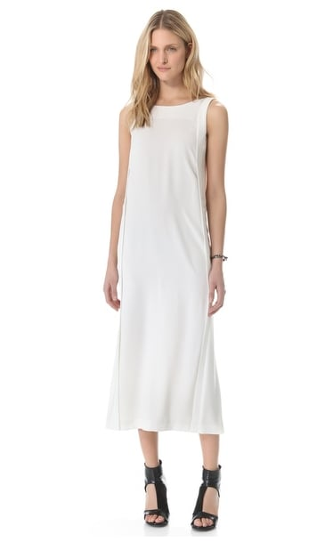 Just as the name suggests, you'll be channeling Miss Paltrow's brand of minimalist chic in this J Brand ready-to-wear Gwyneth dress ($318, originally $795).