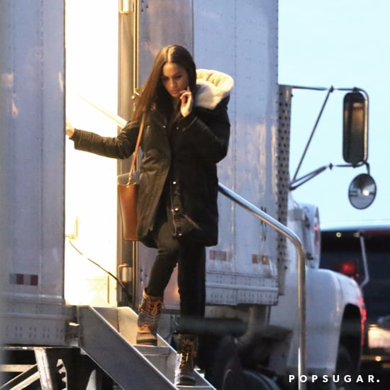 Meghan Markle Winter Boots