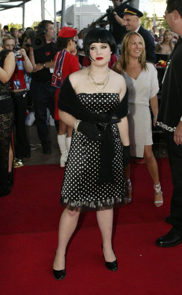 2002: Kelly Osbourne