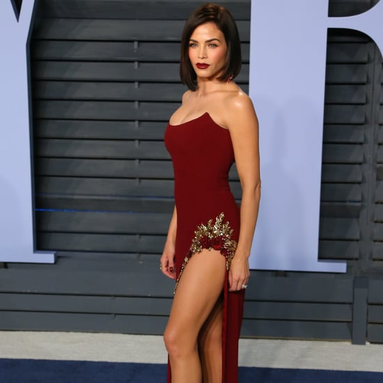 Jenna Dewan Tatum Vanity Fair Oscars Party Dress 2018