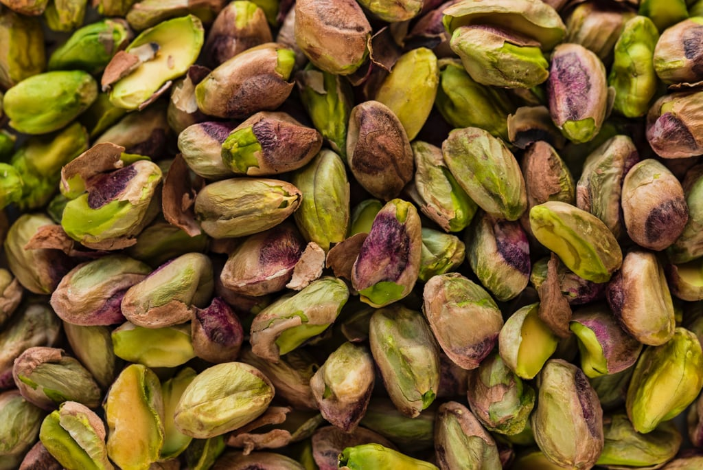 Pistachios (. . . and other nuts)