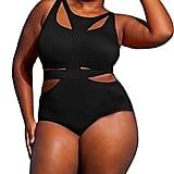 Eternatastic One-Piece Monokini Swimsuit