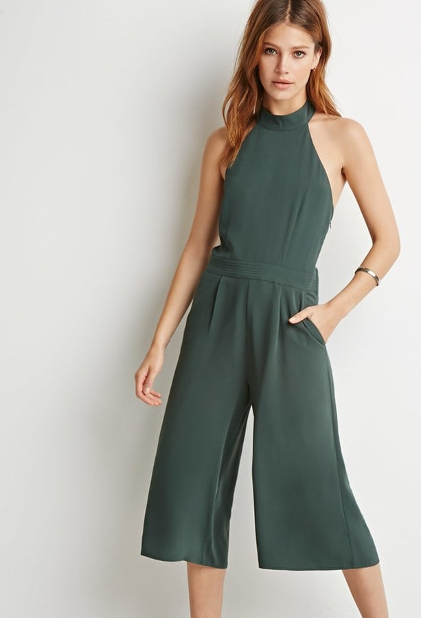 A Modest Jumpsuit to Mix Up Your Daily Rotation