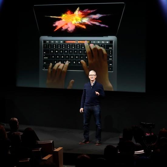 MacBook Pro Details 2016